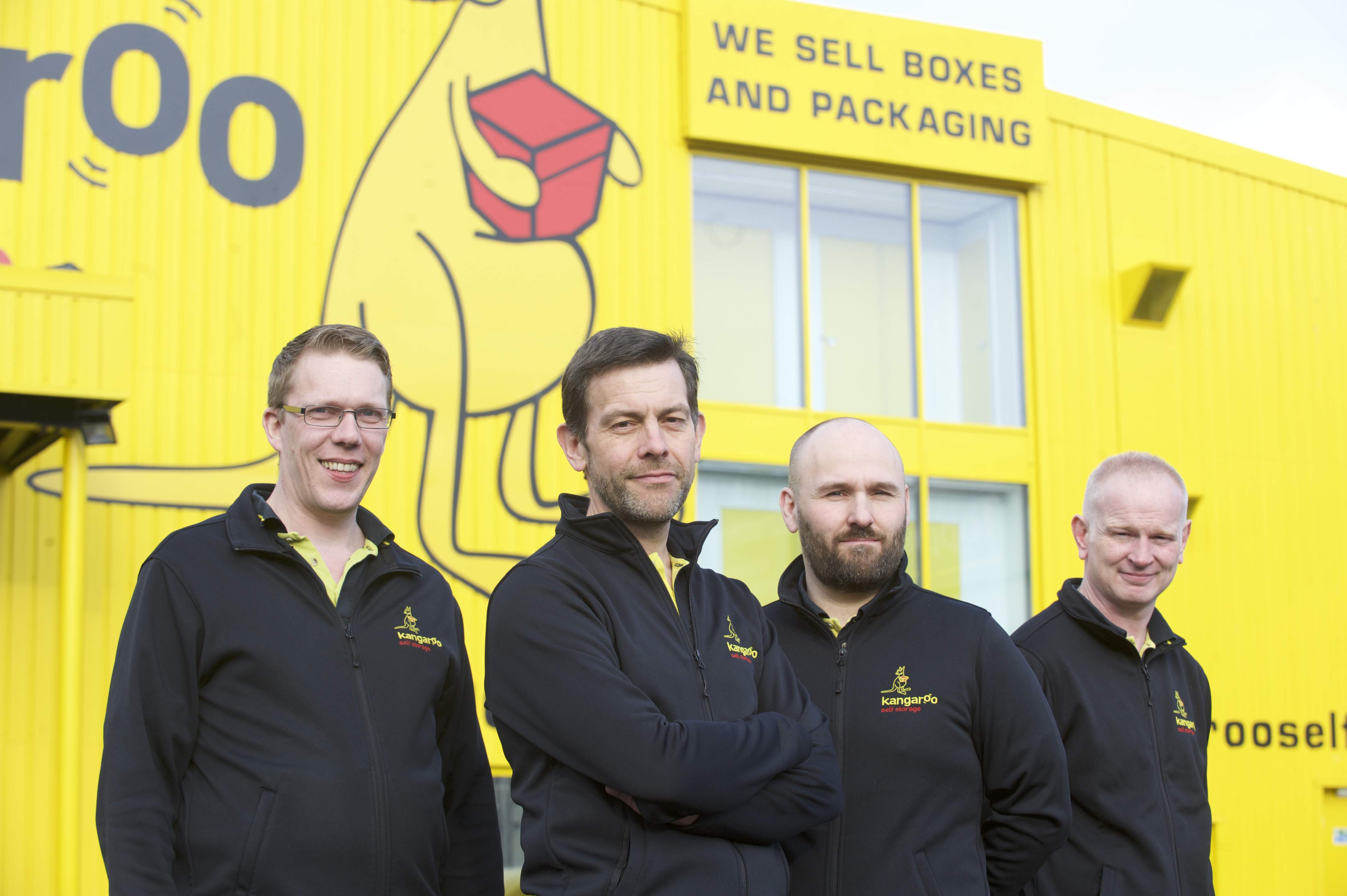 Meet the team, Store Managers with Chris Stevens our CEO