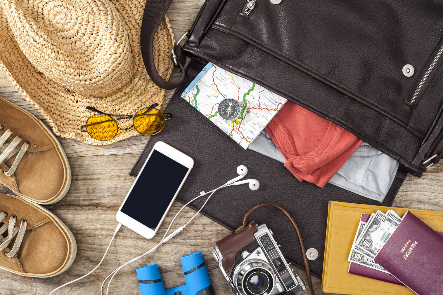 Ways to Travel as a Student This Summer