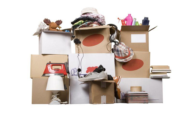 Packed Belongings