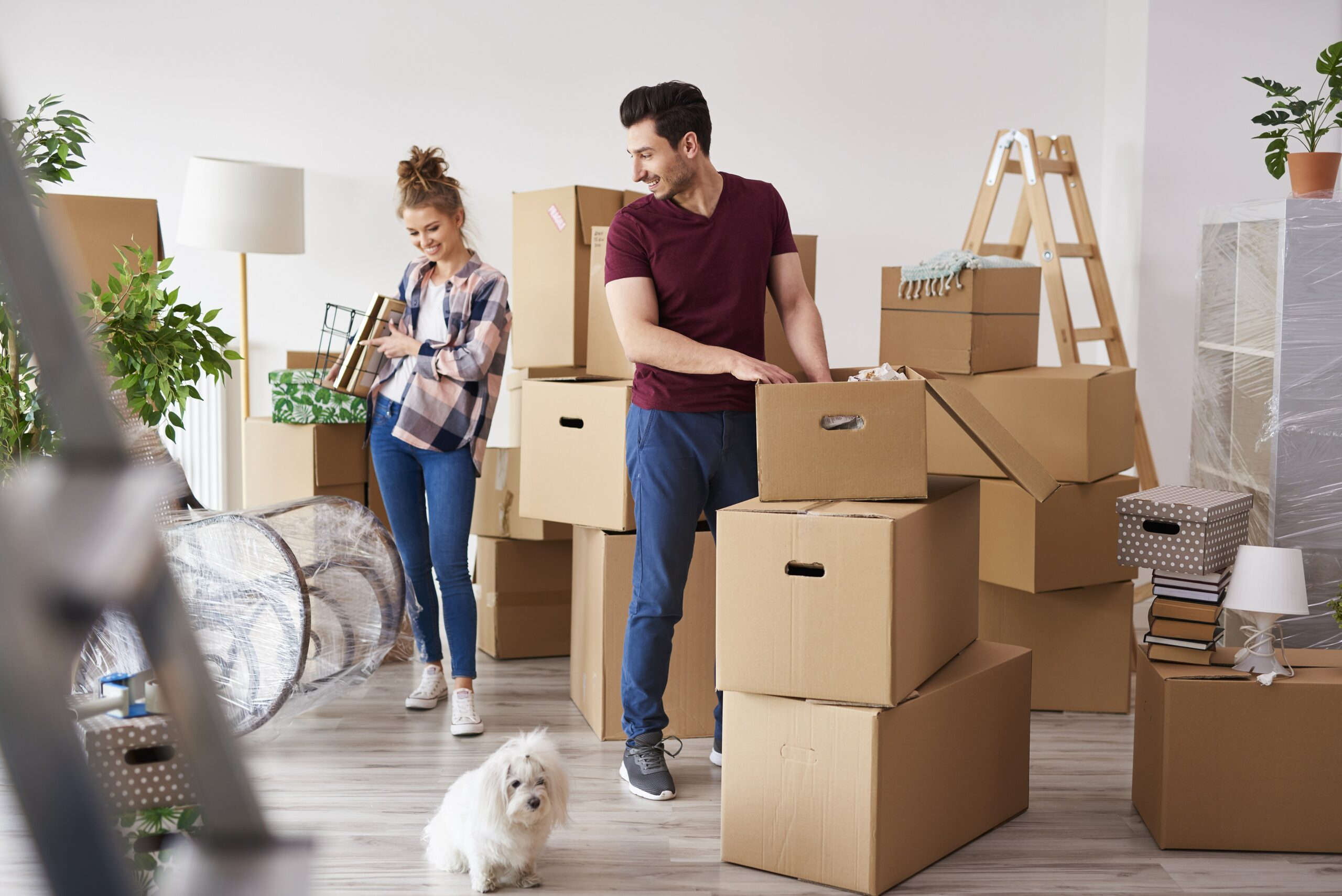 Top Ways Self-Storage Can Help When Moving House